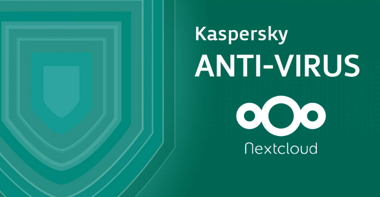 Nextcloud integrates Kaspersky antivirus protection