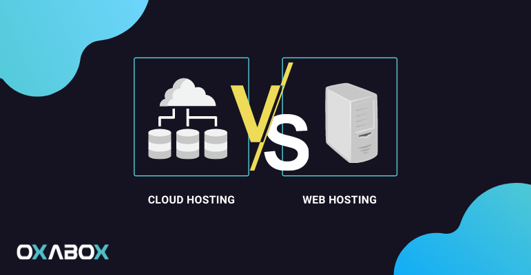 Web Hosting Vs Cloud Hosting: What's the Difference?